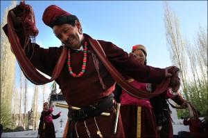 Tanz in Ladakh
