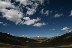 Landschaft in Ladakh