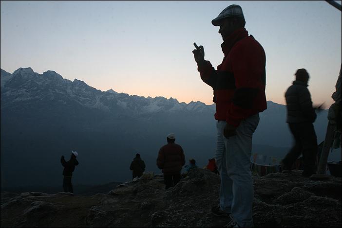 , Nana Ziesche, Yangla Tours, Sikkim