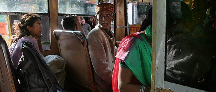 bus in Himachal Pradesh