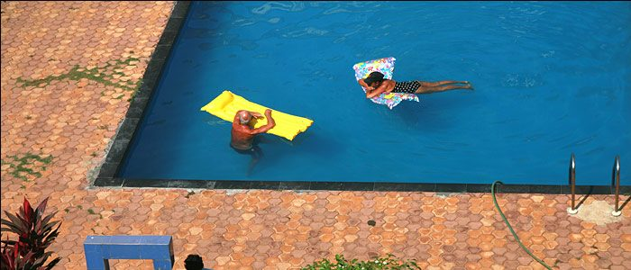 Swimming-Pool in Goa