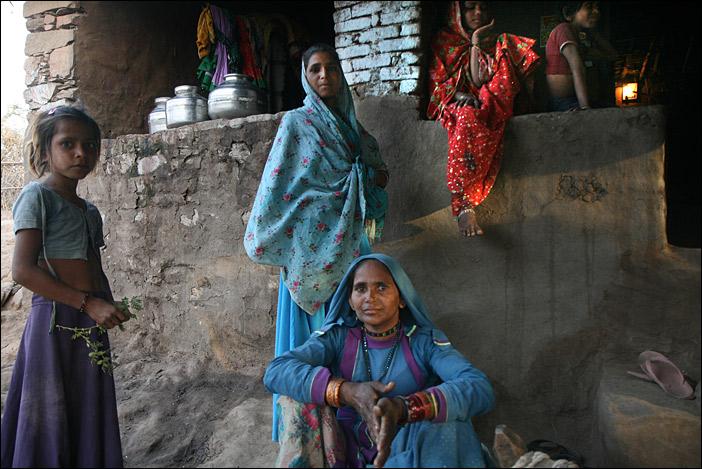 Adivasis in Rajasthan